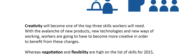 Top 10 skills for the Fourth Industrial Revolution