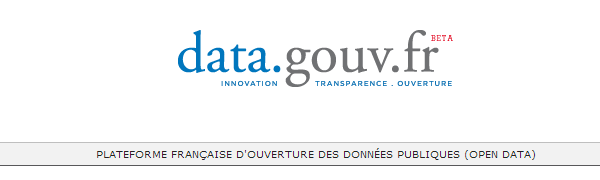 Open Public Data in France